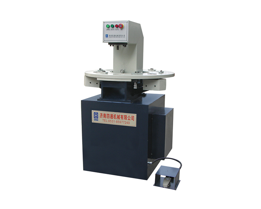 铝型材六位压力机