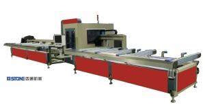 河南全自动铝型材锯切加工中心LJZ4-CNC-500×6000